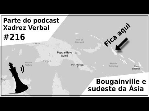 Bougainville e sudeste da Ásia - Xadrez Verbal