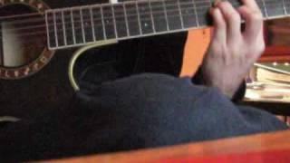 Jamie Cullum - We run things (Acoustic Guitar Cover)