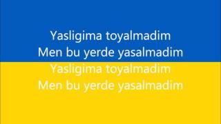 Eurovision 2016 - Jamala - 1944 - Ukraine - lyrics