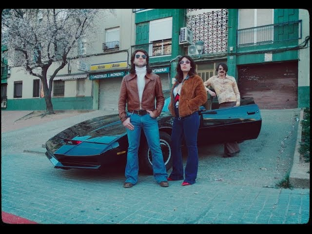 Vídeo de KITT y los coches del pasado de Ladilla Rusa