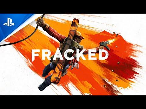 Fracked | Teaser Trailer | PS VR, deutsch