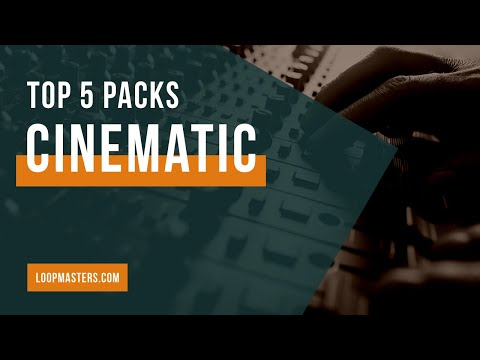 Top 5 | Best Cinematic Sample Packs on Loopmasters | Cinematic Loops, Samples, Sounds
