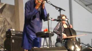 Richie Havens - On the Turning Away - New Orleans Jazz Fest 2007