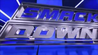 """WWE: Smackdown  """"Black and Blue""""  Theme Song 2016"""
