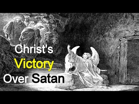 The Victory of Christ Over Satan - Adolphe Monod / Classic Audio Book