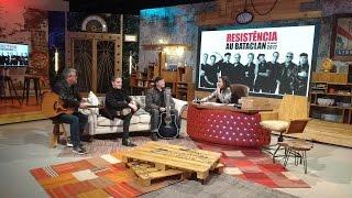 Resistência tocam Marilú dos Ena Pá 2000 - 5 Para a Meia Noite
