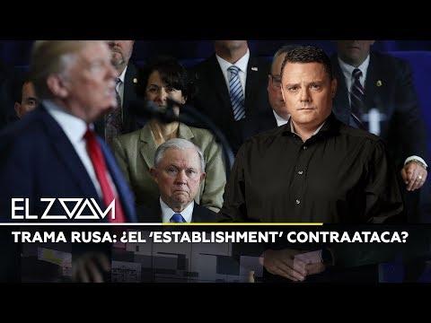 Trama rusa: ¿el 'establishment' contraataca? - El Zoom de RT