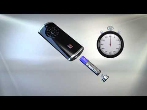 Hörmann installationsguide: Reset/fabriksåterställning av handsändare BiSecur