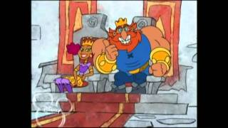 Dave The Barbarian- Intro (EU Portuguese)