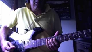 Take It Easy Solo cover