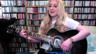 Me Singing 'Across The Universe' By The Beatles (Cover By Amy Slattery)