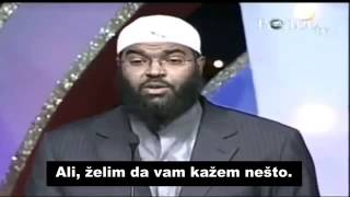 Covjek koji tvrdi da je Mehdi