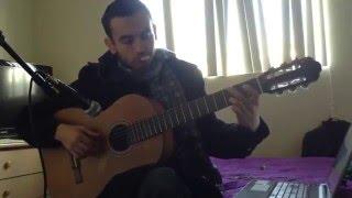 Tempest - Jesse Cook (cover)