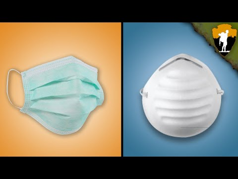 The Surprising Truth About N95 Respirators VS Surgical Mask