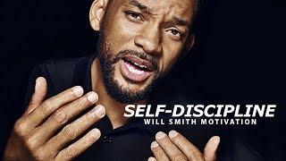 SELF DISCIPLINE - Best Motivational Speech Video (Featuring Will Smith) width=