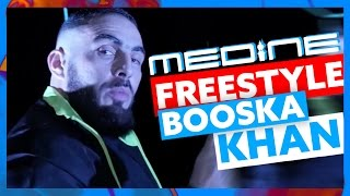 Freestyle Médine | Booska'Khan