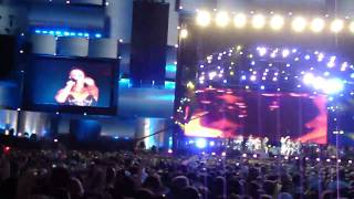 Ivet Sangal at Rock in Rio - Lisboa 2010