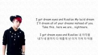 라비 (Ravi) - 자각몽 (Lucid Dream) Feat. MICRODOT [Eng/Han Lyrics]