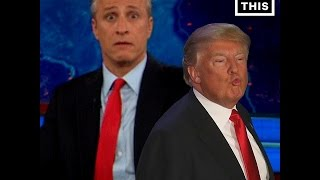 Jon Stewart's 'How to Win a Twitter War with Donald Trump' | NowThis