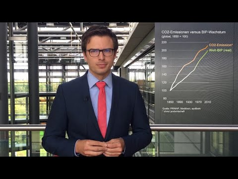 Klimawandel - Herausforderung für Wirtschaft und Kapitalmärkte