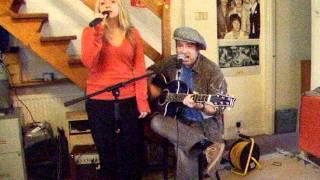 The Beach Boys - Sloop John B - Acoustic Cover - Danny McEvoy and Clare Barry