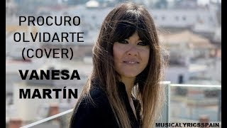 Vanesa Martín - Procuro olvidarte (COVER)