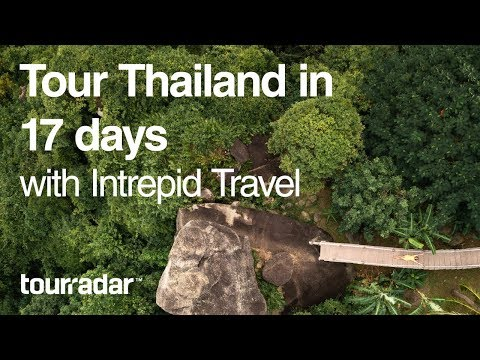 Tour Thailand in 17 Days with Intrepid Travel