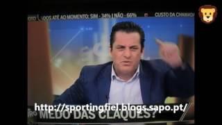 Paulo Futre denuncia ameaças a Octávio Lopes na CMTV