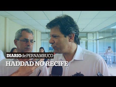 Entrevista com Fernando Haddad