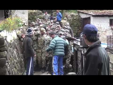 Trekking in Nepal 10: Khumjung
