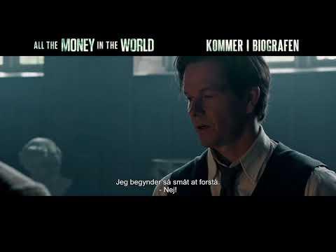 All the money in the world - Spot 15 sek. - I biograferne 1. februar 2018