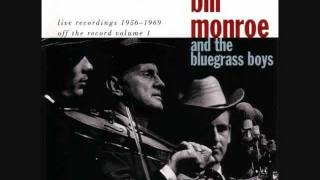 Bill Monroe & His Bluegrass Boys - Cotton-Eyed Joe (Live)