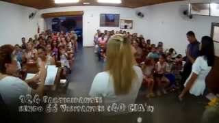 Igreja Cristã Maranata - Seminário CIA's - Jd. Ana Rosa