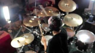 Roly- Poly - T-ara (티아라) Drum Cover - John Q.