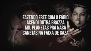 País de poucos (Lyric Video) - Fabio Brazza part. Nocivo Shomon (prod. MorTão VMG)