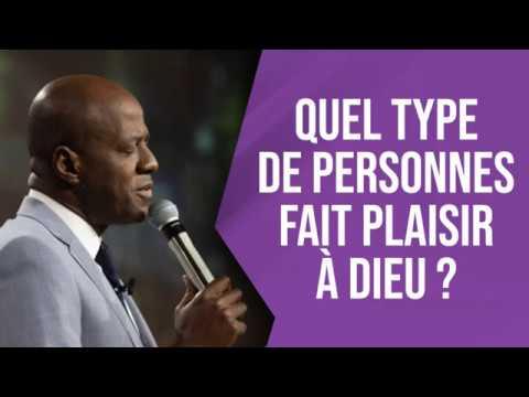 Quel type de personnes fait plaisir à Dieu ? - Pasteur Yvan CASTANOU