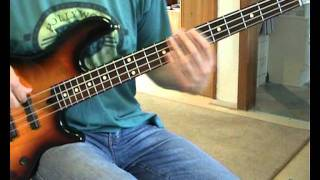 Jim Diamond - Hi Ho Silver - Bass Cover