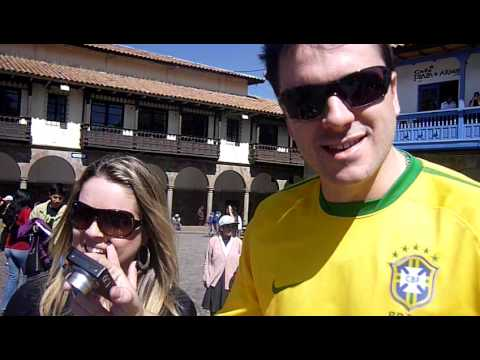 Depoimento de Visita ao ao Cusco Machu PIcchu Peru do Brazil