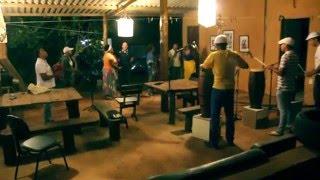 Gravação do CD Xirê Àlágbé - Cantando para Omolu