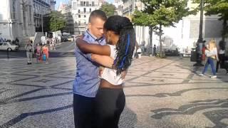 Kizomba - Pawel & Marly (Tamara N'zage feat. Caló Pascoal - Celebrando El Dia)