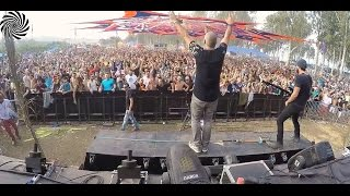 Azax Live @ Unity Festival 2016