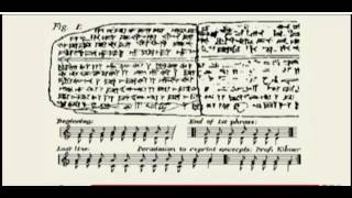 Dünyanın En Eski Şarkısı   Hurri ilahisi