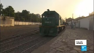 Mali: The only passenger train is back on track!