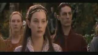 Let's Be Us Again- Aragorn/Arwen Music Video
