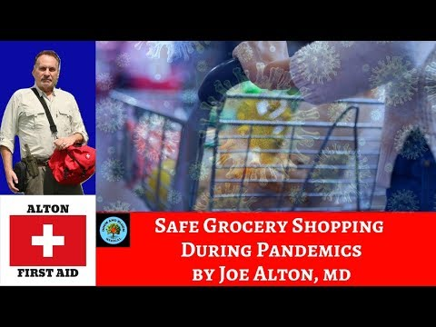 Safe Grocery Shopping Tips During Pandemics By Dr. Alton