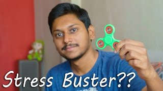 Fidget Spinner | Does It Relieve Stress?