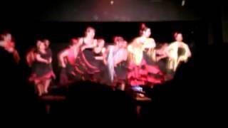 """Tango  Flamenco """"Matita de Romero """"  ¡Optchá y Olé! 2013"""