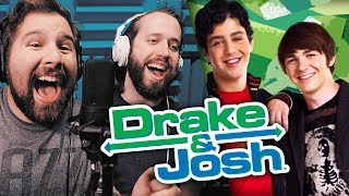 DRAKE & JOSH - Theme Song (Cover version by Jonathan Young & Caleb Hyles)