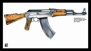 AK 47 Sound Effect