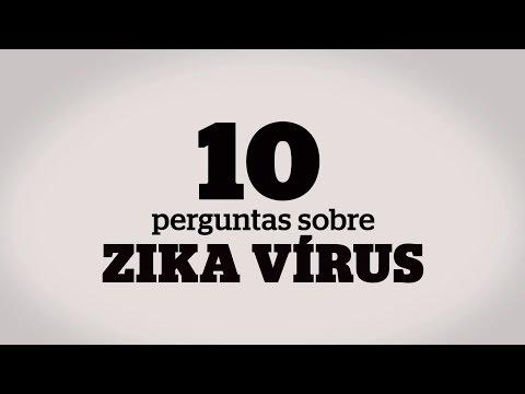 Dez perguntas sobre zika v�rus